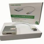 Cáp USB 3.0 sang HDMI Kingmaster KM003