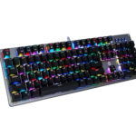 Bàn phím cơ Gaming LED HP GK100S