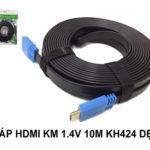 CÁP HDMI 1.4 – 10M KINGMASTER (KH424)