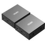 Bộ Kéo Dài HDMI qua LAN (150m) Unitek (V101A)