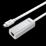 Bộ chuyển đổi TYPE C sang LAN (Ethernet Gigabit Ethernet) UNITEK Y3465