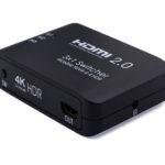 SWITCH HDMI 3-1 2.0/4K (AYS-31V20)