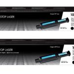 Mực in HP 103AD 2Pack Blk Toner Reload Kit – Dual kit