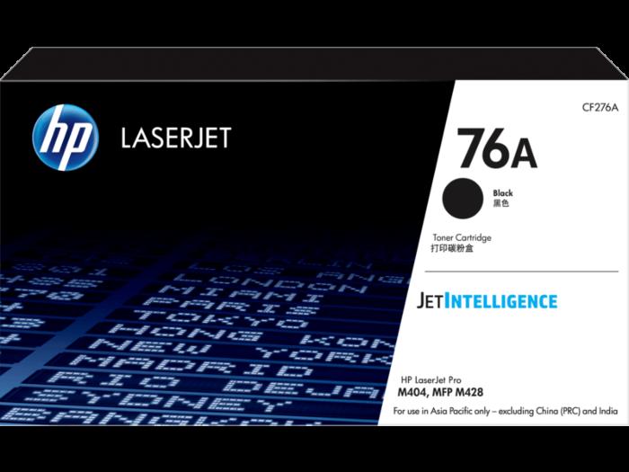 Hộp mực in laser màu đen HP 76A ( CF276A )