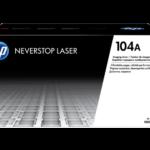 Trống HP 104A Black Original Laser (W1104A)