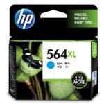 Mực in phun màu xanh hiệu suất cao HP 564XL (CB323WA)