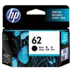 Mực in màu đen HP 62 (C2P04AA)