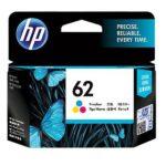 Mực in phun 3 màu HP 62 (C2P06AA)