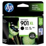 Mực in phun màu đen hiệu suất cao HP 901XL (CC654AA)