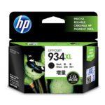Mực in phun màu Đen hiệu suất cao HP 934XL (C2P23AA)