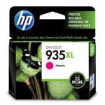 Mực in phun màu Hồng hiệu suất cao HP 935XL (C2P25AA)