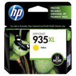 Mực in phun màu Vàng hiệu suất cao HP 935XL (C2P26AA)