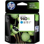 Mực in phun màu Xanh hiệu suất cao HP 940XL (C4907AA)