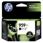 Mực in phun màu Đen hiệu suất cao HP 959XL (L0R42AA)