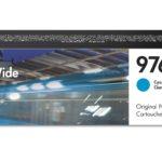 Mực in phun màu Xanh hiệu suất cao HP 976Y (L0R05A)