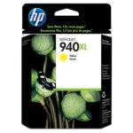 Mực in phun màu Vàng hiệu suất cao HP 940XL (C4909AA)