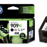 Mực in phun màu Đen hiệu suất cao HP 909XL (T6M21AA)