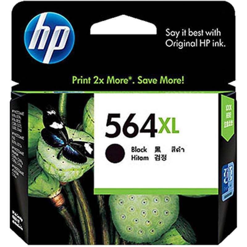 Mực in phun màu đen hiệu suất cao HP 564XL (CB322WA)