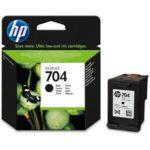 Mực in phun Đen HP 704 (CN692AA)