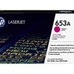 Mực in laser màu Hồng HP 653A (CF323A)