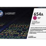 Mực in laser màu Hồng HP 654A (CF333A)