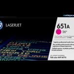 Mực in laser màu Hồng HP 652A (CE343A)