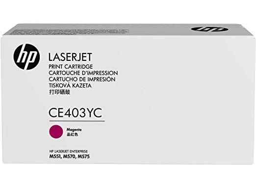 Mực in laser màu Hồng hiệu suất cao HP507X (CE403YC)