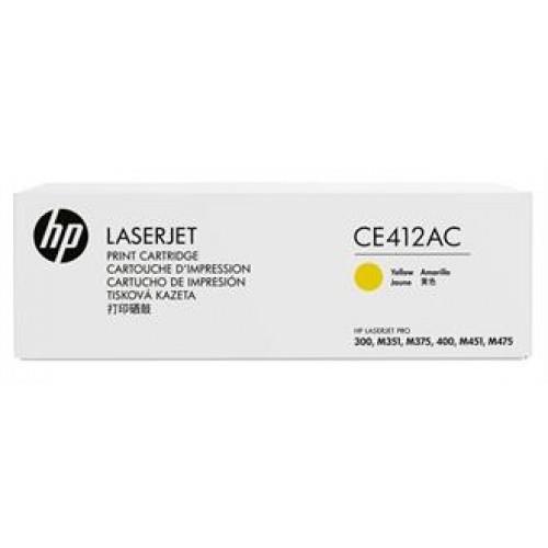 Mực in laser màu Vàng HP CE412AC