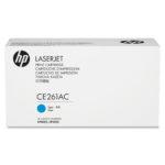 Mực in laser màu Xanh HP CE261AC
