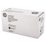 Mực in laser màu Đen hiệu suất cao HP 646A (CE264XC)