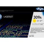 Mực in laser màu Vàng HP 309A (Q2672A)