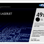 Mực in laser màu Đen HP 49X (Q5949X)