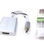 Cáp mini Dislayport ->HDMI 1.8 M-Pard MD 004