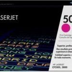 Mực in laser màu Đỏ HP 502A (Q6473A)