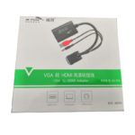Cable VGA(K)->HDMI(L)+USB+Audio  M-Pard MD 008