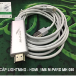 Cable Lightning ->HDMI 1.8M M-Pard (MH 080)