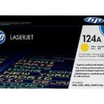 Mực in laser màu Vàng HP 124A (Q6002A)