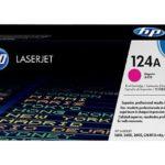 Mực in laser màu Đỏ HP 124A (Q6003A)