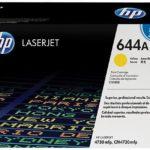Mực in laser màu Vàng HP644 (Q6462A)