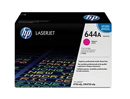 Mực in laser màu Hồng HP 644 (Q6463A)