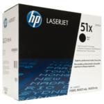 Mực in laser màu Đen hiệu suất cao HP 51X (Q7551X)