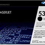 Mực in laser màu Đen hiệu suất cao HP 53X (Q7553X)