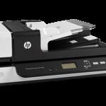 Máy quét 2 mặt Duplex HP Scanjet ENTERPRISE 7500 (L2725A)