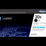 Mực in laser màu Đen hiệu suất cao HP 30X (CF230X)