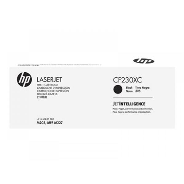 Mực in laser màu Đen hiệu suất cao HP 30X (CF230XC)