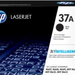 Mực in laser màu Đen  HP 37A (CF237A)
