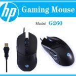 Chuột Gaming HP G260