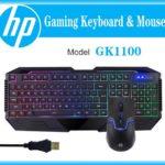 Bàn phím và chuột Gaming HP GK1100
