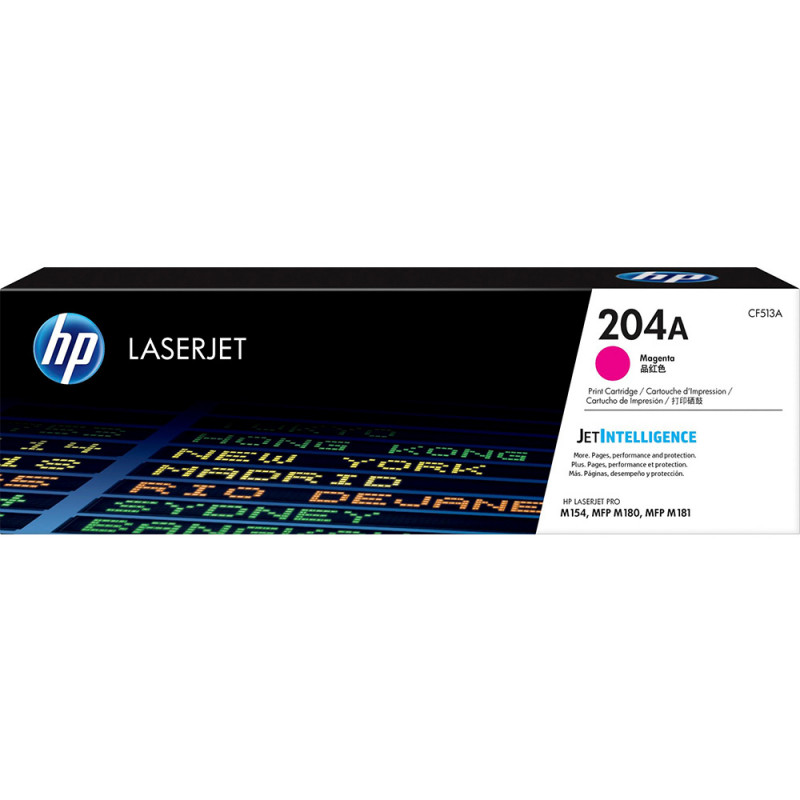 Mực in laser màu Đỏ HP 204A (CF513A)