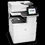 Máy Photocopy màu HP LaserJet Managed MFP E87660z